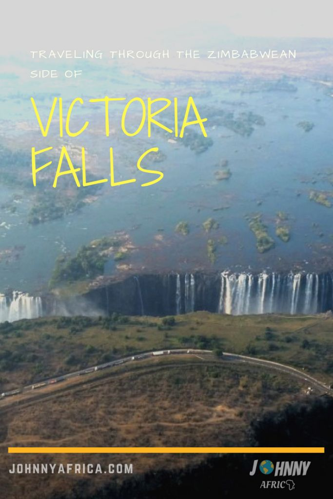 Victoria Falls is one of the world's largest waterfalls and incredibly stunning. I heard so much about the