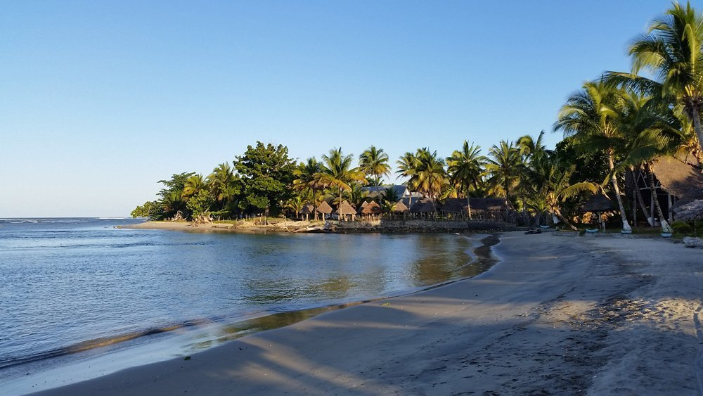 Mahambo beach