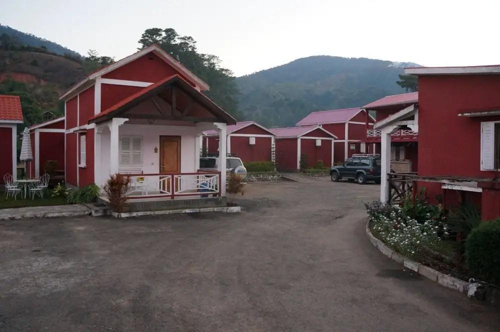 Le Grenat hotel