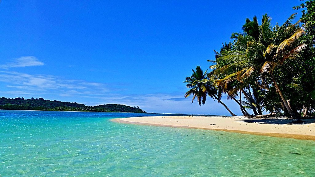Ile aux nattes beach paradise madagascar