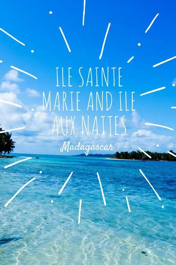 Ile Sainte Marie (also known as Nosy Boraha), a tropical island off Madagascar's east coast, is one of Madagascar's premier beaches and a backpackers paradise.