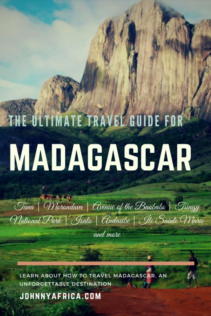 The Ultimate Travel Guide for Madagascar - Johnny Africa