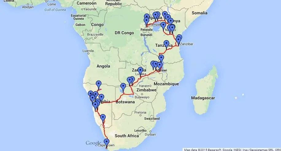Acacia Africa Tours