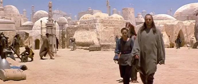 I present, Tatooine!