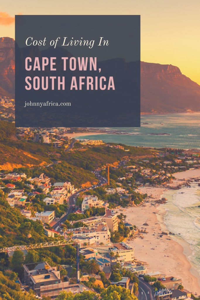 Moving to Cape Town might be one of the best moves you can make in life. However, the cost of living is something one has to think about, especially as Cape Town has become a worldwide destination. It is still easily one of my favorite cities and I would love to live there permanently. These are the costs you can expect