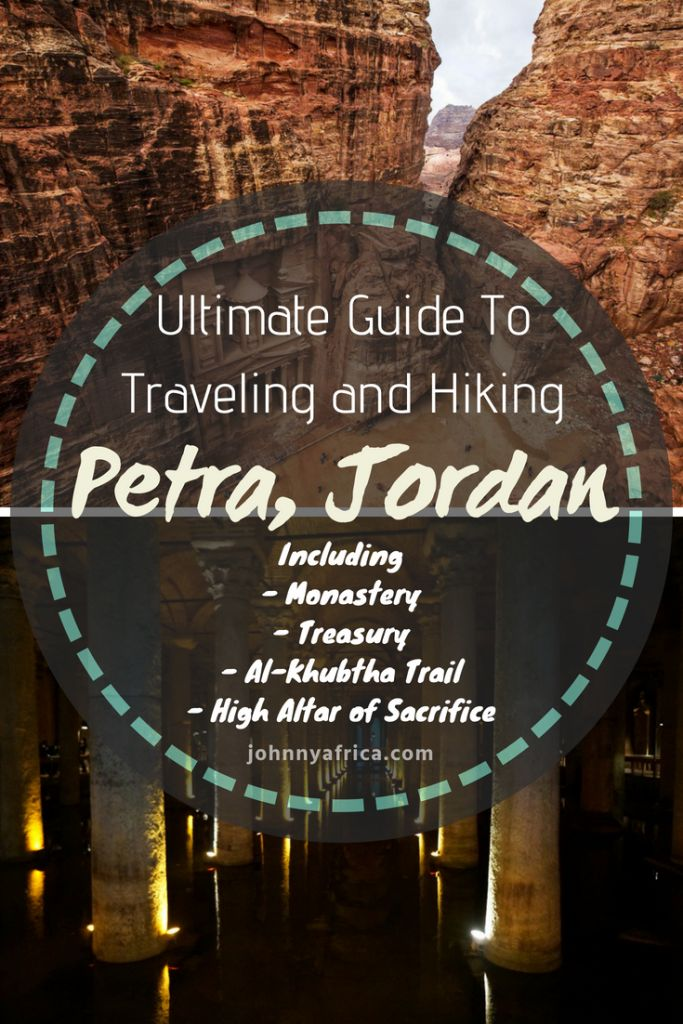 The Ultimate Travel Guide For Petra, Jordan