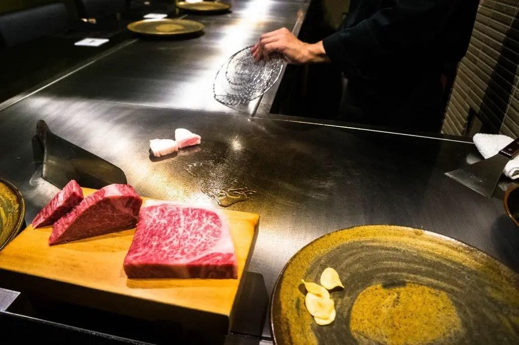 Kobe Beef Ishida