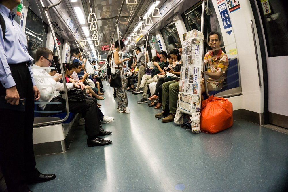 MRT Subway