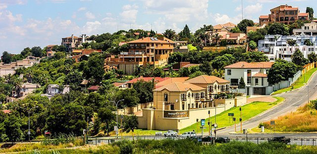 Johannesburg neighborhood