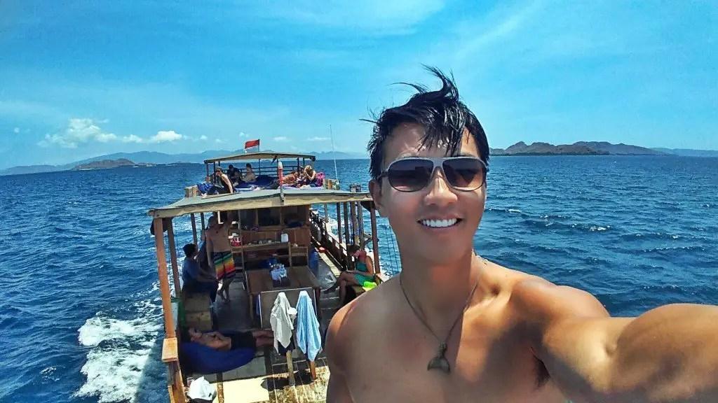 scuba junkie komodo diving