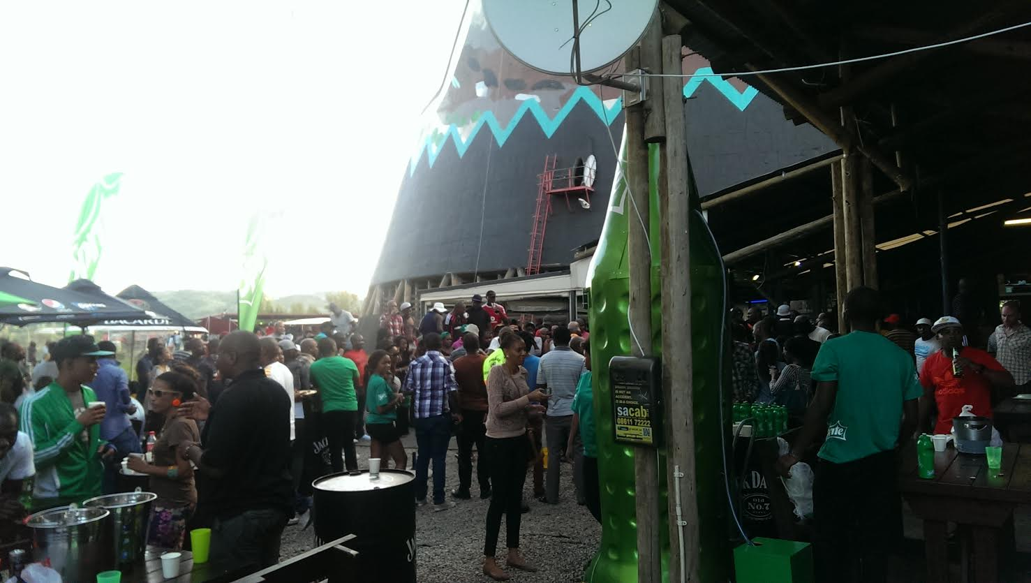 Soweto Orlando Towers