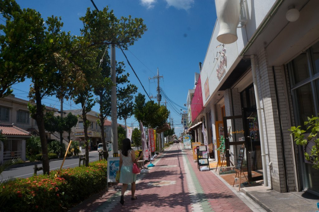 Downtown Ishigaki