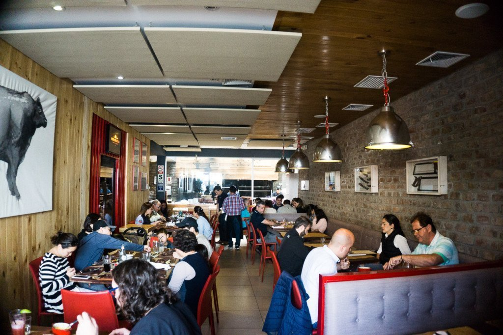 Osso Carniceria restaurant