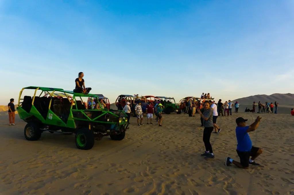Huacachina desert tour