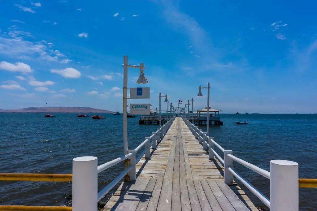 Chalana Paracas