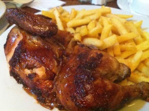 Pardos Chicken