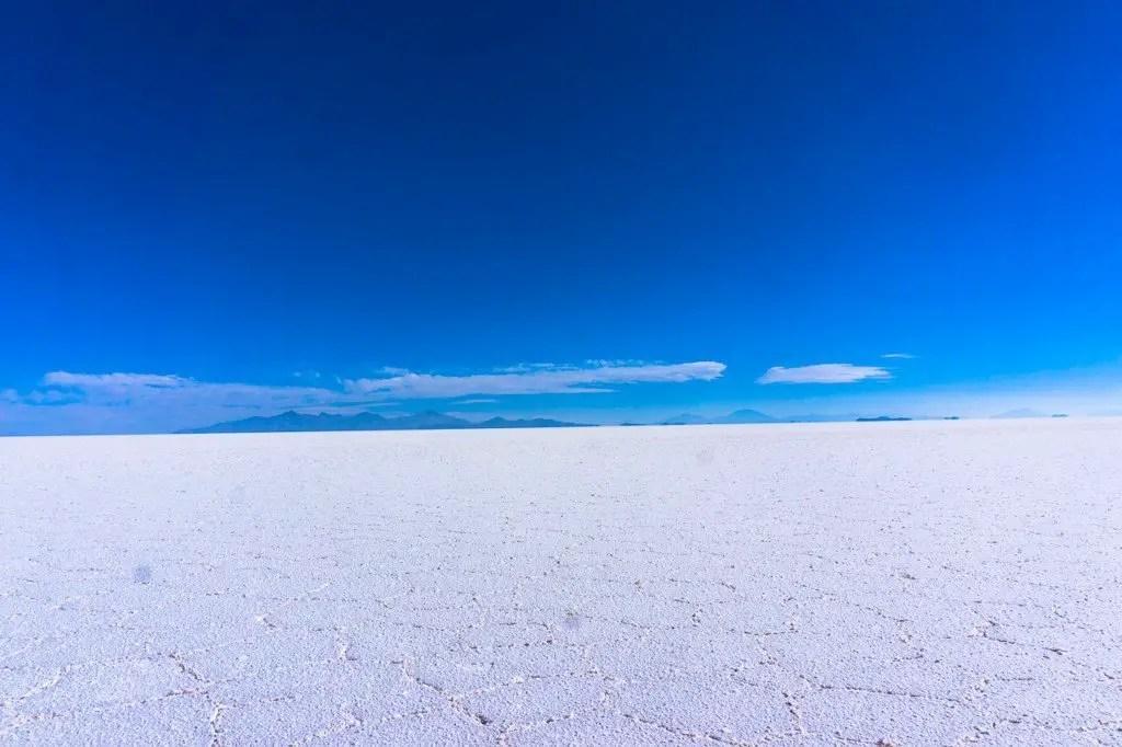 Uyuni salt flats