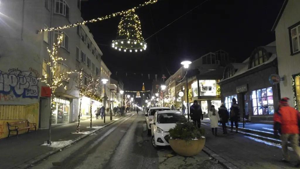 reykjavik winter holidays