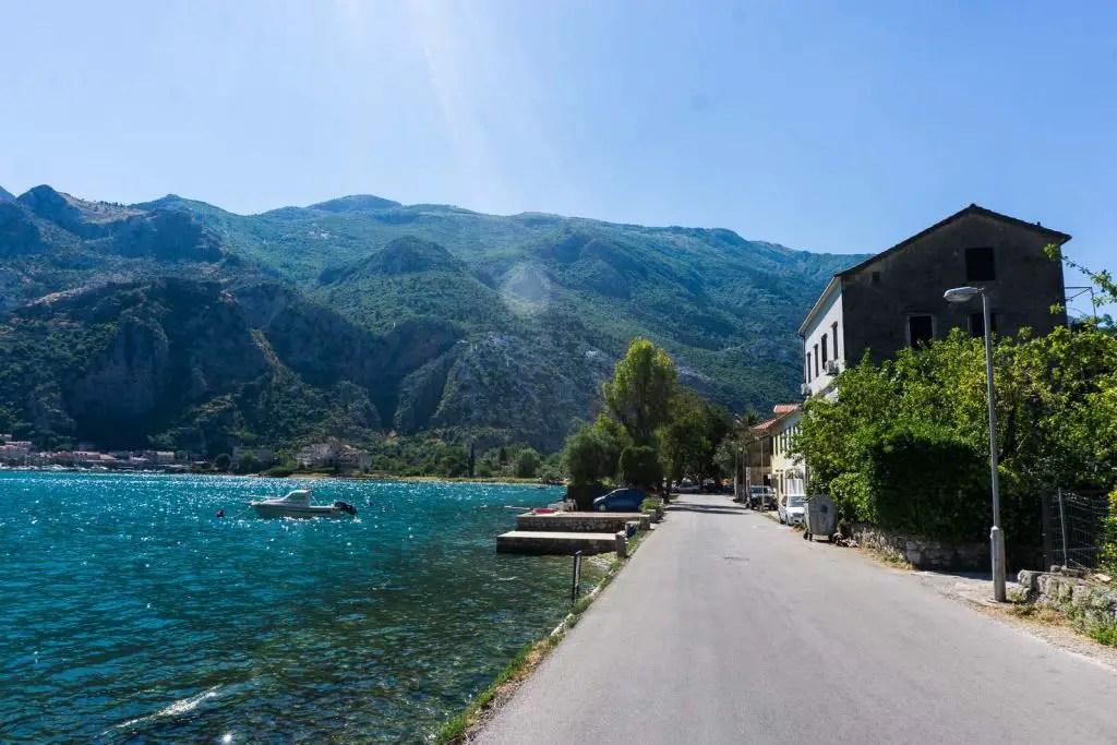 Kotor Montenegro ocean