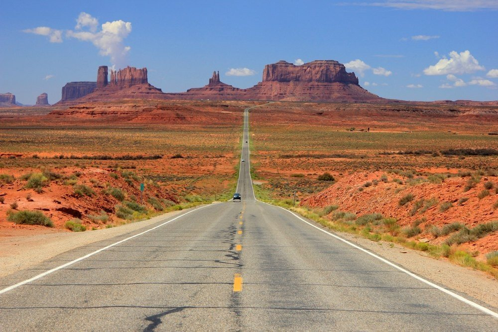 Route 66 road trip USA
