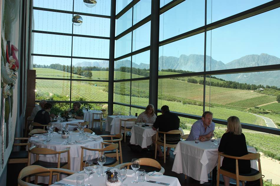 Restaurant at the Waterkloof