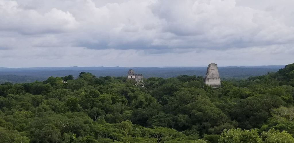 star wars episode iv tikal ruins