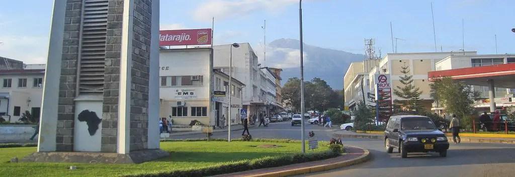 kilimanjaro arusha town tanzania