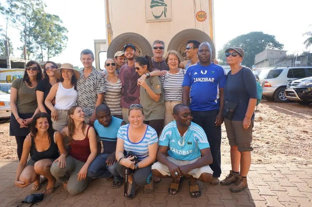 nomad africa uganda overland tour