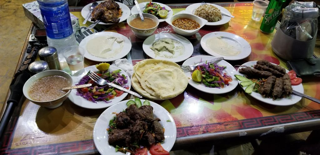 king chicken dahab egypt restaurant