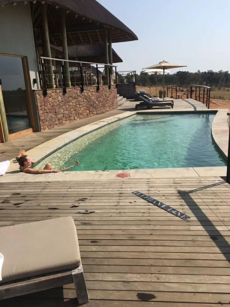 pool mhondoro safari south africa
