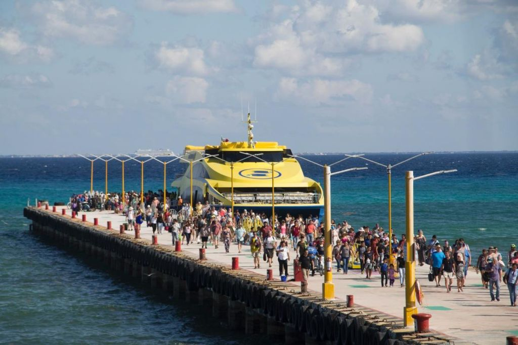 cozumel ferry ultramar