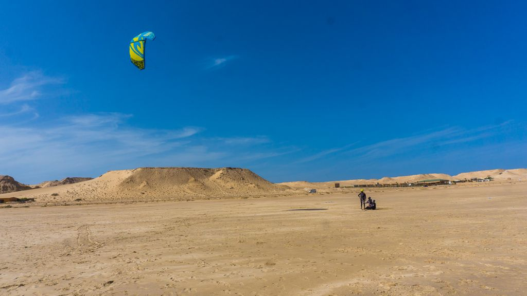 kite lessons dakhla