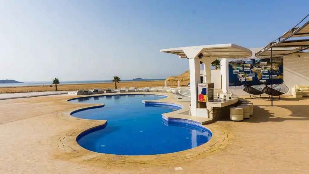zenith kite resort dakhla