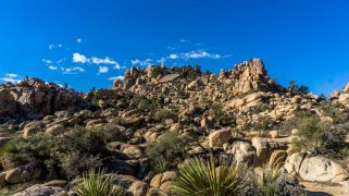 Hidden Valley Joshua Tree National Park California