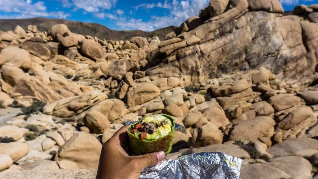Arch Rock lunch