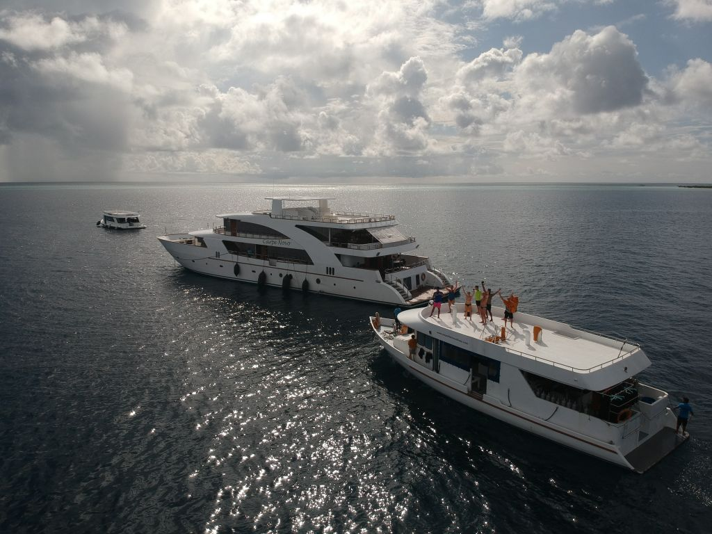liveaboard maldives diving