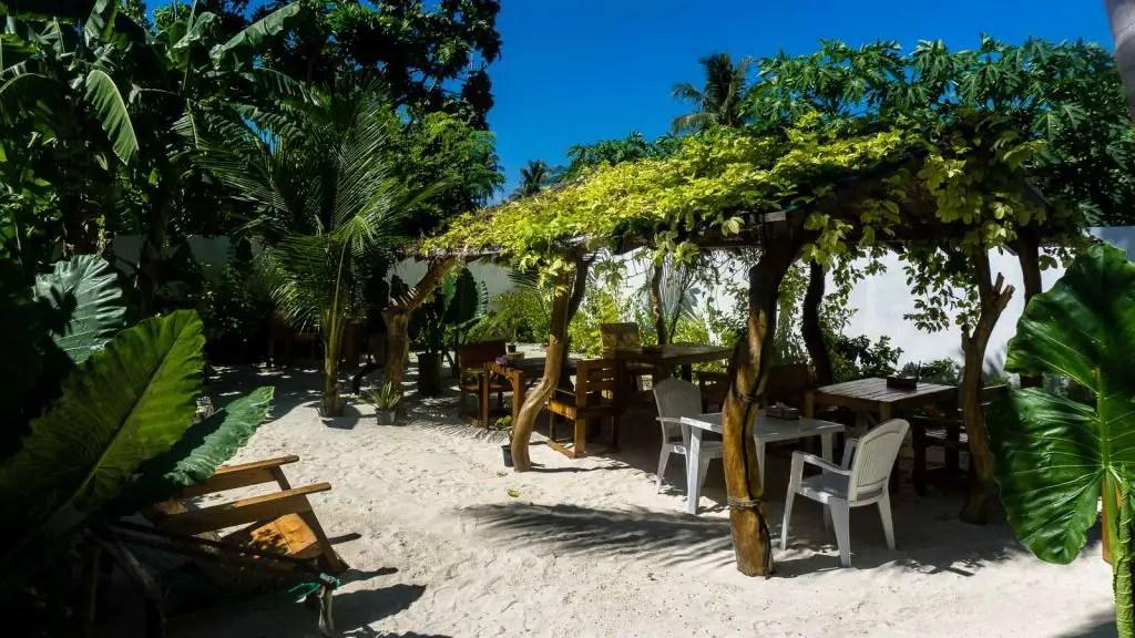 Thoddoo Guesthoes Veli Inn