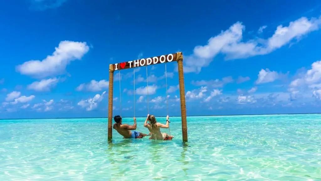 thoddoo beaches