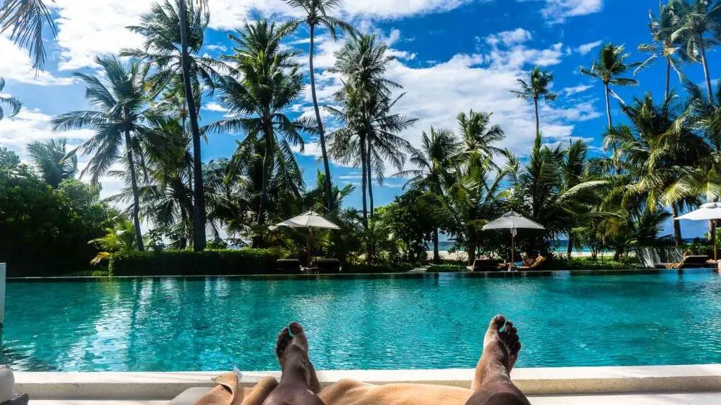 pool park hyatt hadahaa maldives