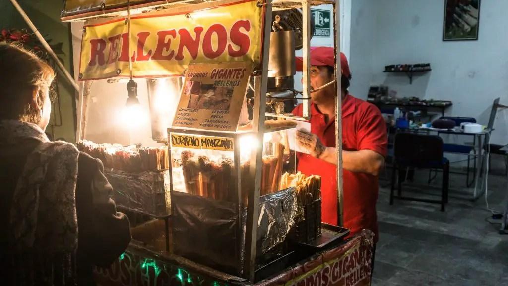 churros puebla mexico