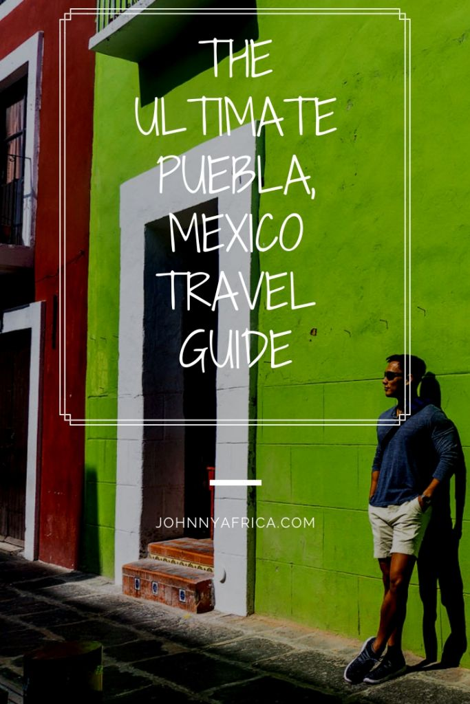 Puebla, Mexico is a short two hours from Mexico City. This quaint, picturesque town is home to some of the best food and a plethora of historical sights and culture. Make sure to take a visit to Puebla and Cholula on any trip to Mexico City! #puebla #mexico