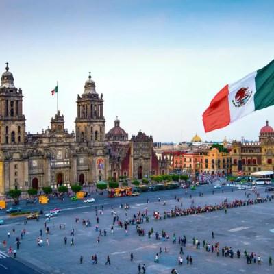 Mexico City Zocalo