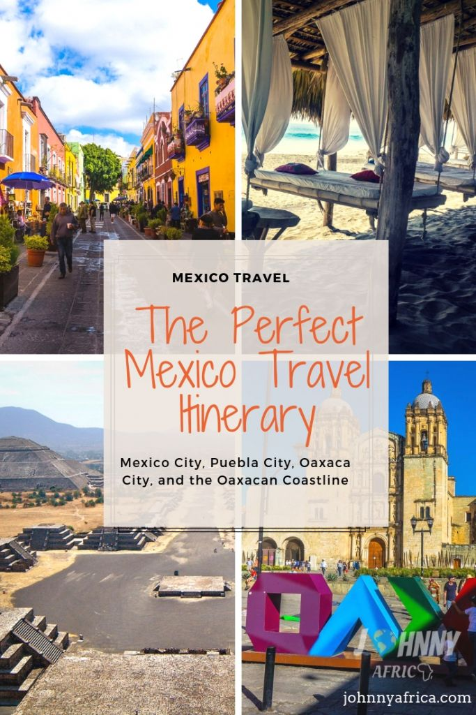 Mexico is a huge country with an endless amount of sights to see. This Mexico Itinerary touches on some of my favorite spots including Mexico City, Puebla, Oaxaca City, and the Pacific coast. This guide will show you how to set up a day by day itinerary for an amazing part of the world.