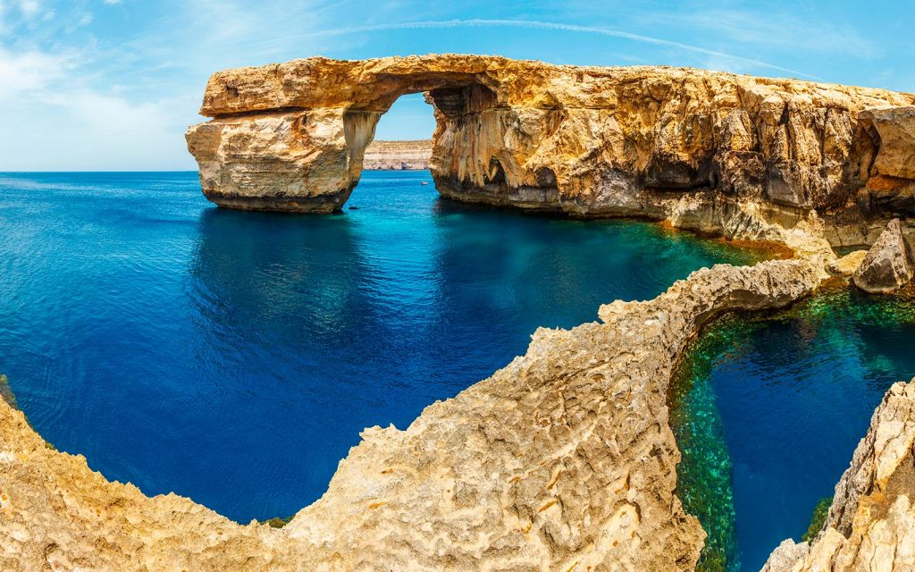 azure windows gozo malta