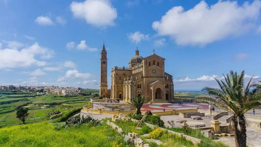 Ta'Pinu Church gozo