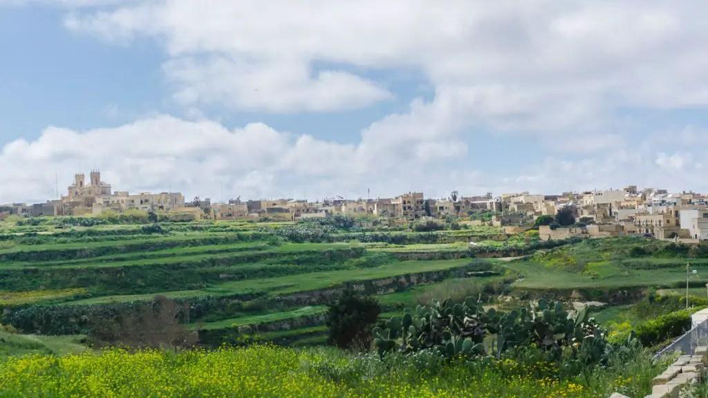 Gozo countryside