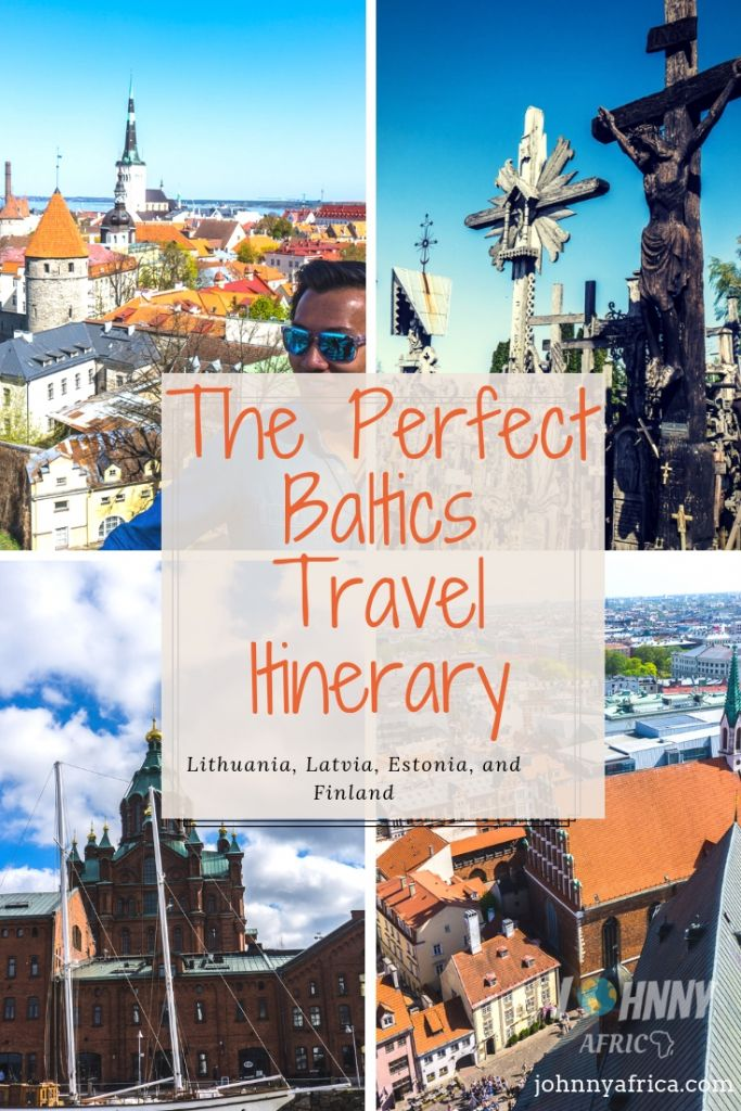 The Perfect Baltics Travel Itinerary: Lithuania, Latvia, Estonia, and Finland