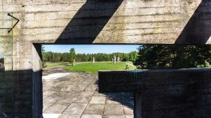 Salaspils Soviet Memorial