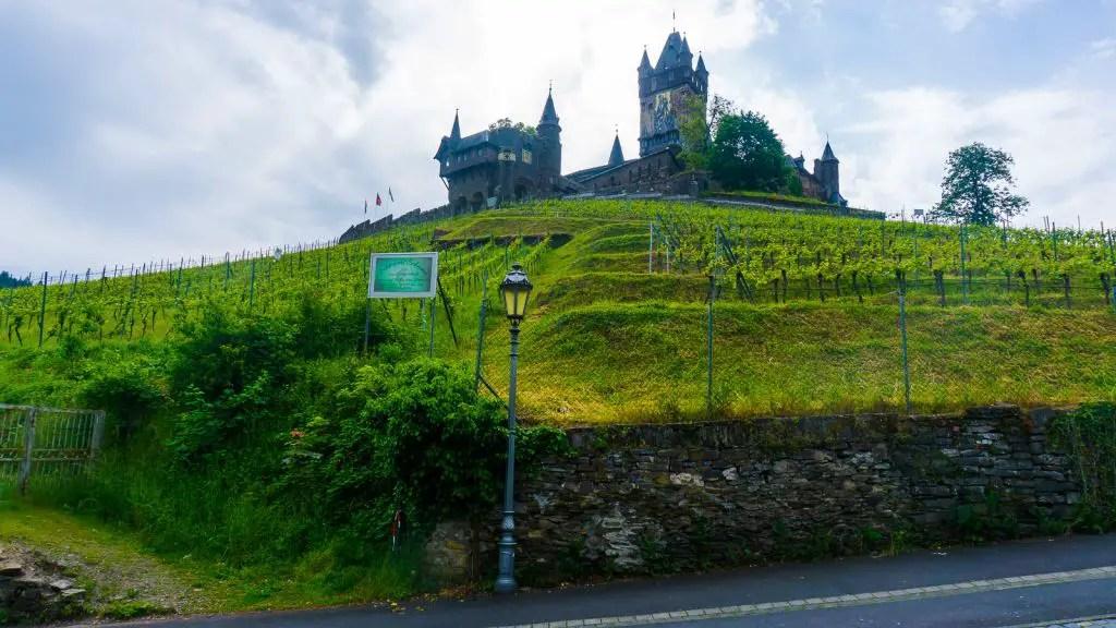 Cochem Castle Germany