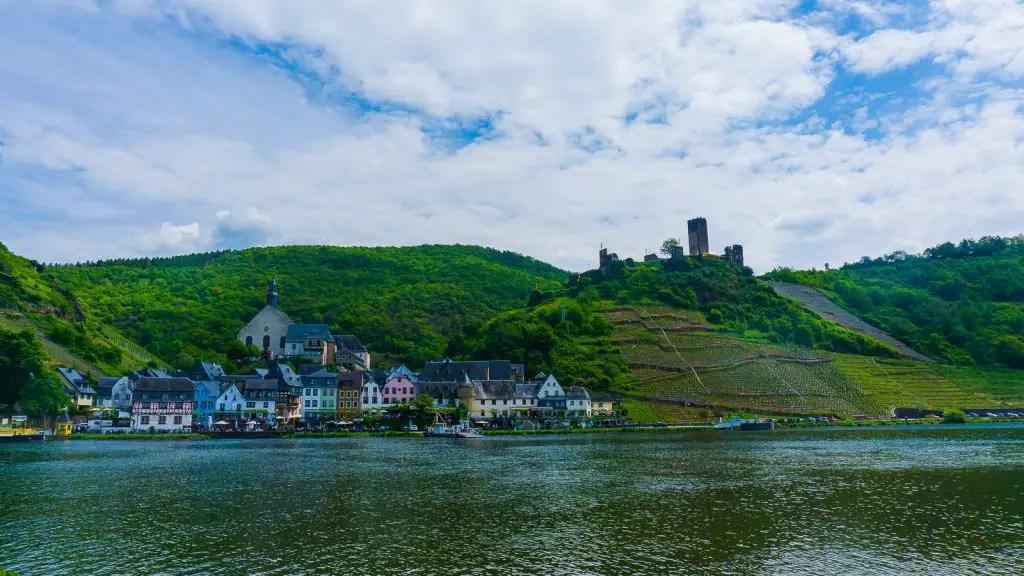 Rhine region Germany